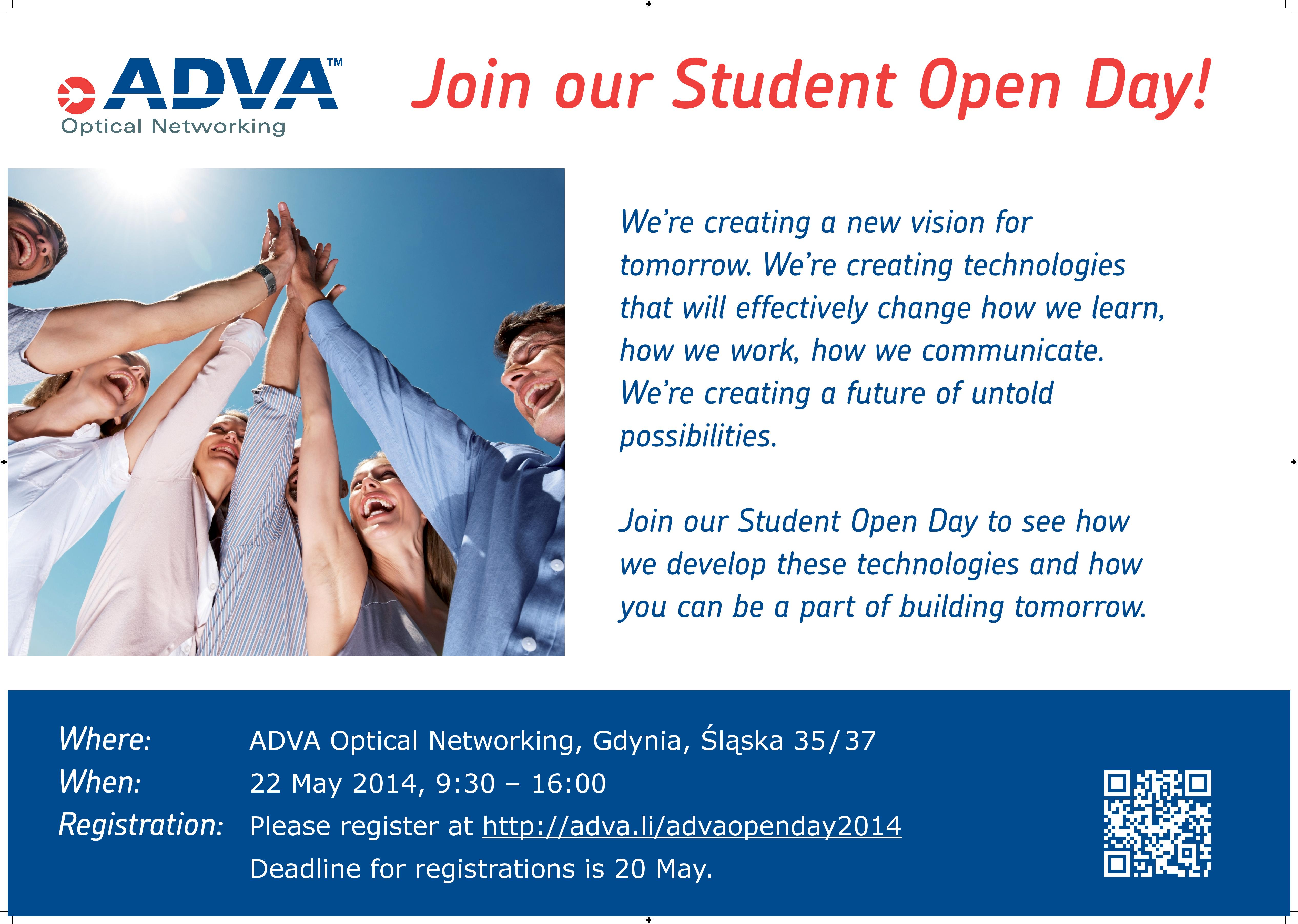 ADVA Open Day 2014