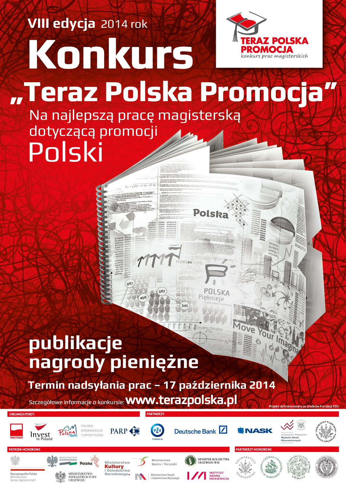 plakat TPP 2014  A3 + logotypy